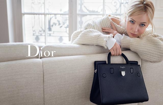 Jennifer Lawrence In Dior's SS16 Diorever Campaign