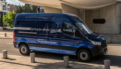 """Mercedes-Benz Vans: """"2019 será claramente o ano da implementação"""""""