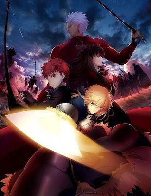 تقرير انمي Fate/stay night: Unlimited Blade Works (المصير/ ليلة البقاء)