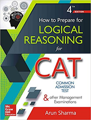 Download Free How to Prepare for Logical Reasoning for CAT by Arun Sharma Book PDF
