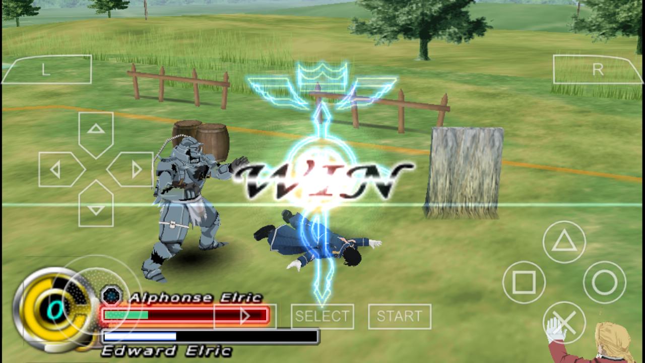 Fullmetal Alchemist BrotherHood PSP ISO Free Download ...