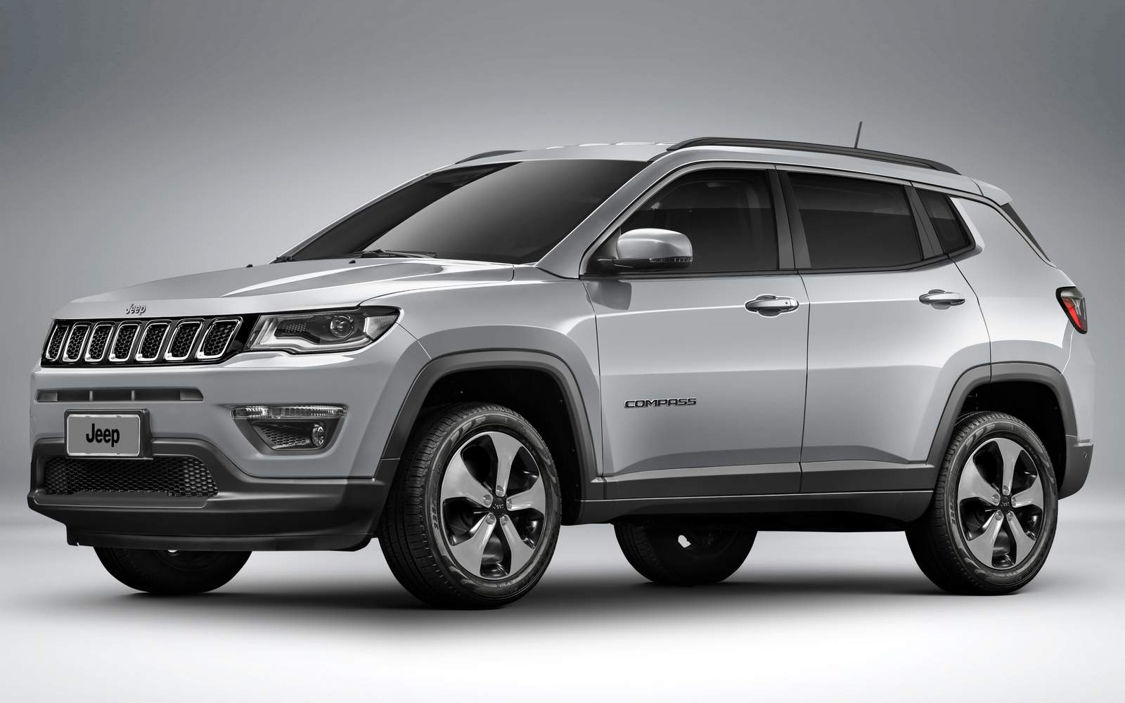 jeep compass flex longitude fotos pre os e consumo car blog br. Black Bedroom Furniture Sets. Home Design Ideas