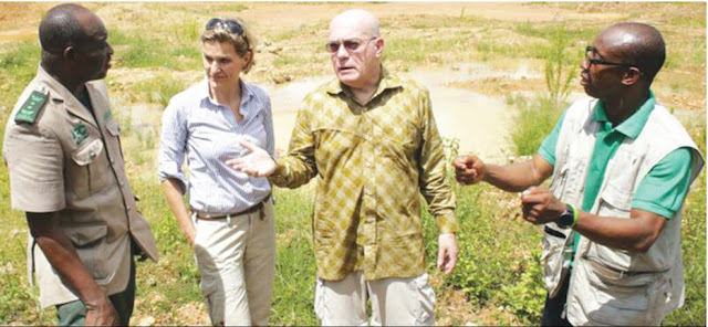 US, Netherlands pledge support for galamsey fight