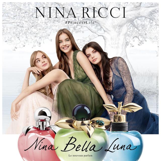 revue parfum Bella Nina Ricci