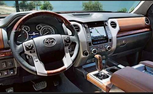 2017 Toyota Tundra Diesel Towing Capacity