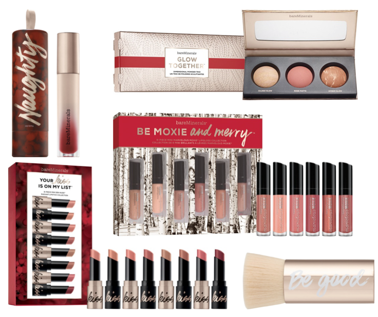 BareMinerals Christmas Collection 2016