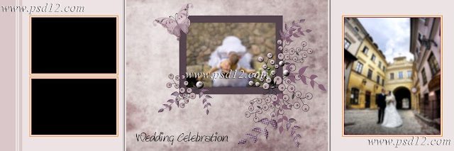 Digital wedding albums custom designs