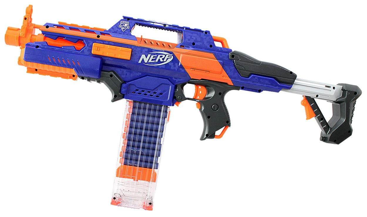 All About Nerf  Best Nerf Guns