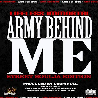 Army Behind Me - LI Army
