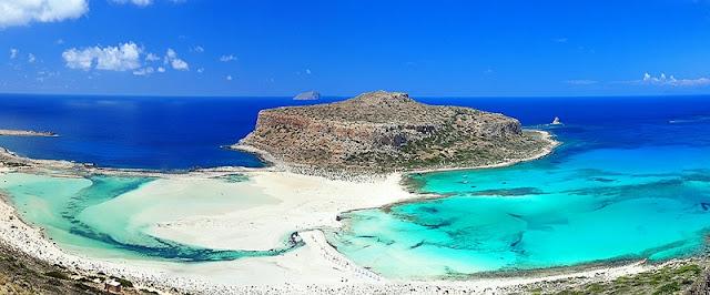 Praia de Balos - Grécia