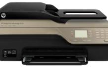 HP DeskJet  Ink Advantage 4620 Driver Download