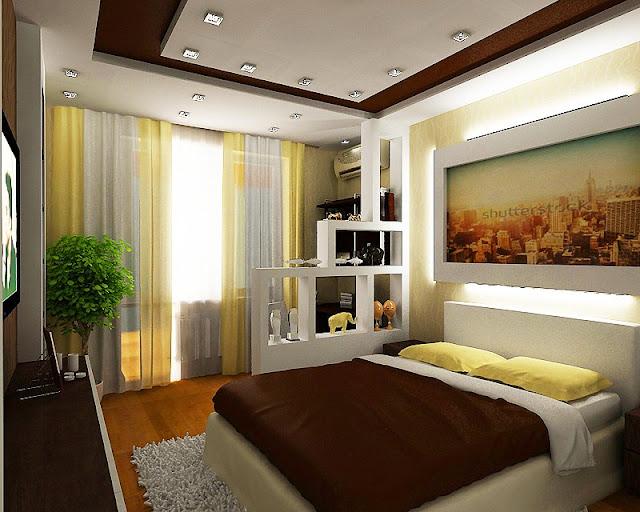 очень красивые спальни