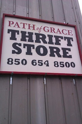 Hwy 98 thrift stores in Florida