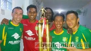 Persebaya Juara Piala Kapolres Probolinggo