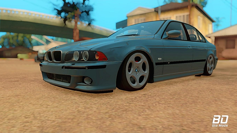 Download mod carro BMW M5 Stance para GTA San Andreas