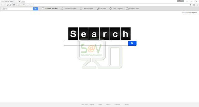 Search.searchfacoupons.com (Hijacker)