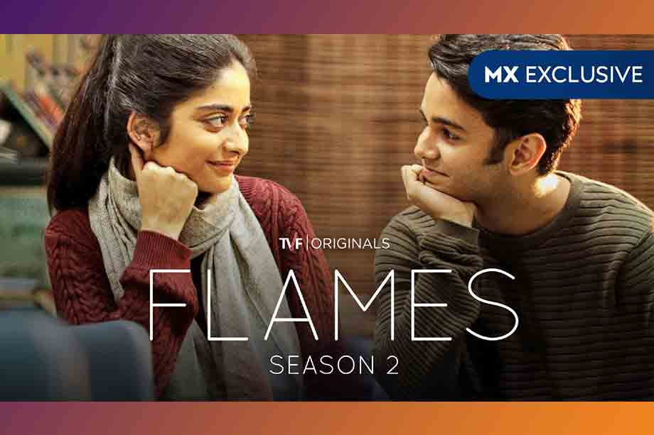 flames is also a new searies by TVF and mx player