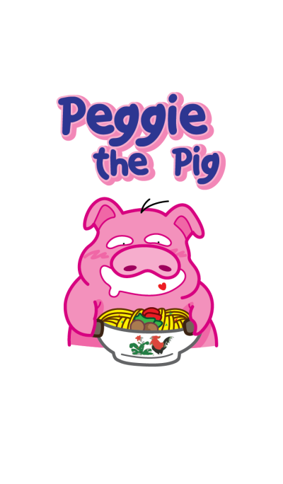 Peggie The Pig