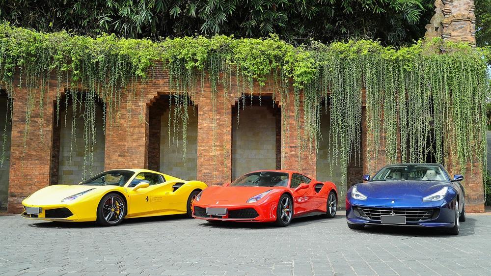 Esperienza Ferrari in Bali
