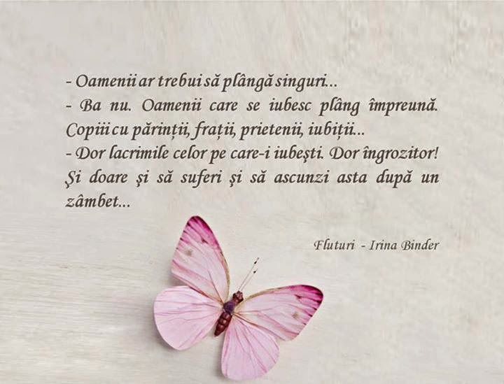 citate din carti despre dragoste IRINA BINDER   Insomnii: Citate din cartea Fluturi citate din carti despre dragoste