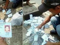 Ini Kejanggalan Ribuan E-KTP Sumsel Tercecer di Bogor