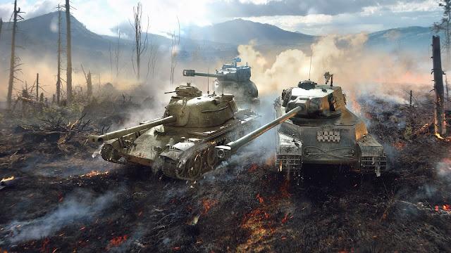 لعبة World of Tanks