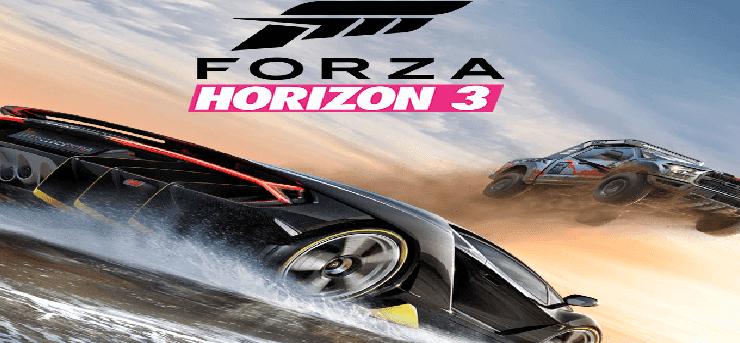 تحميل لعبة forza horizon 3 شاملة كل التحديثات للكمبيوتر بحجم صغير