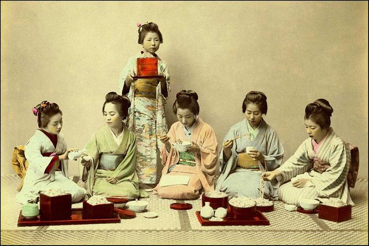 Makan Perlahan Rahsia Wanita Jepun Kekal Ramping