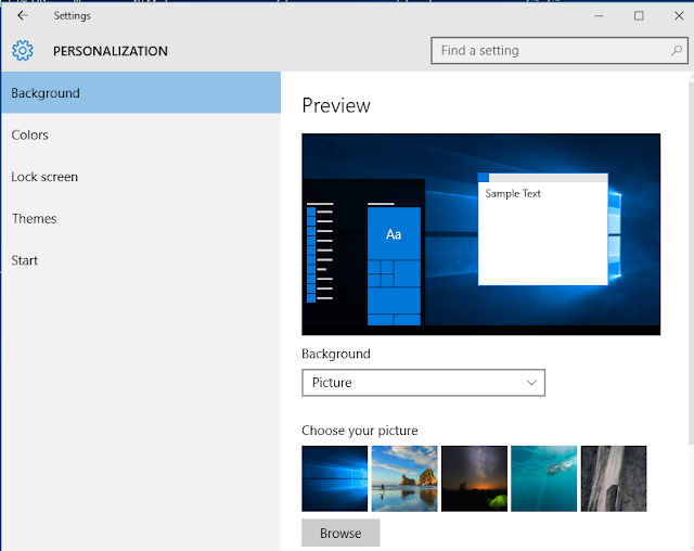Personalize your PC by coloring your Start Menu
