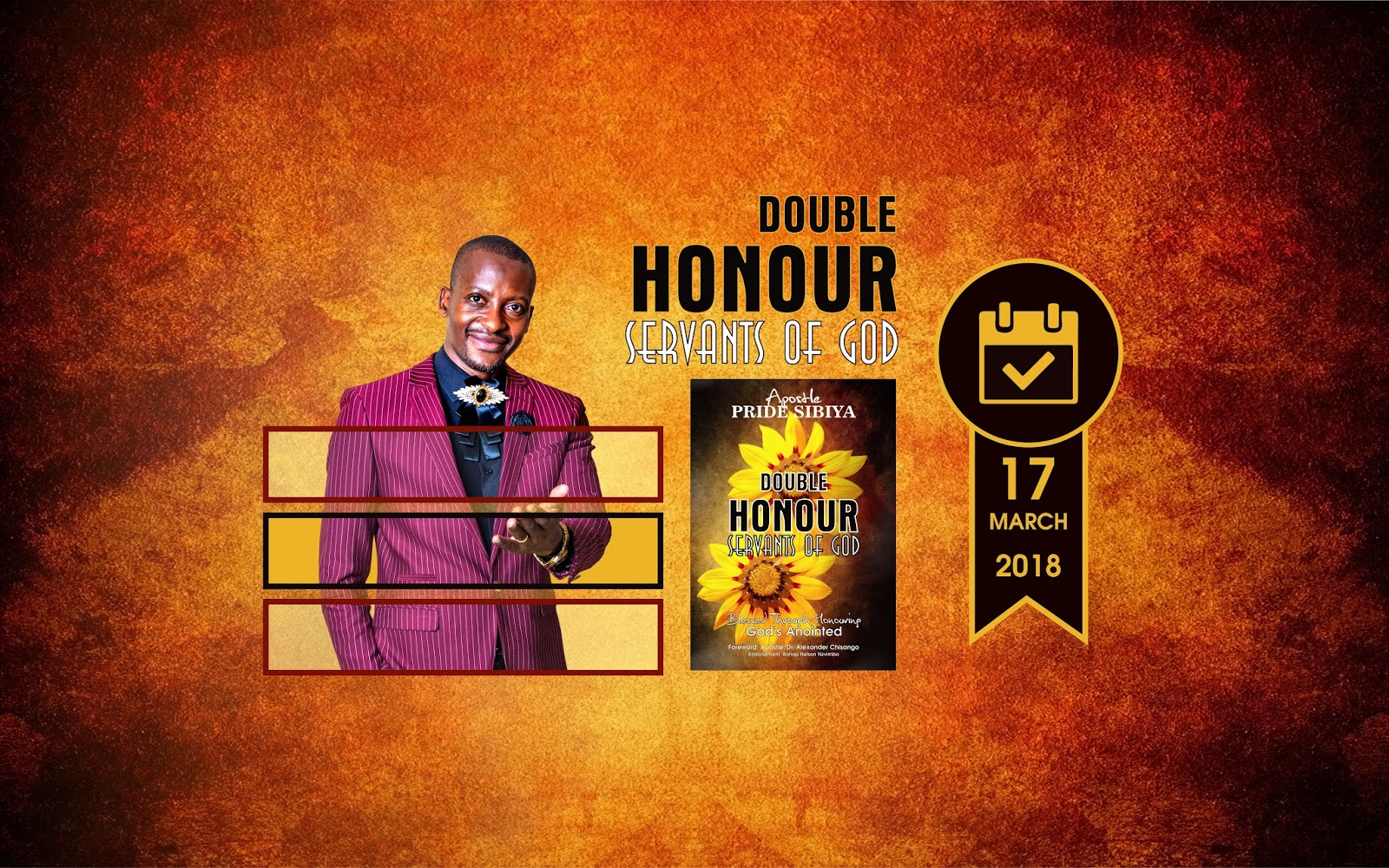Double Honour Servants of God By Apostle P. Sibiya