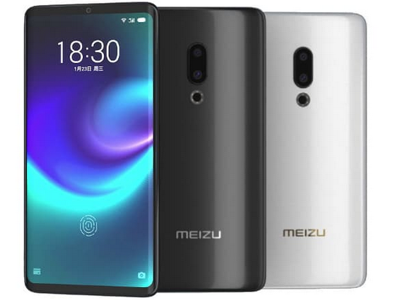 Meizu Zero was unveiled without any physical buttons or ports