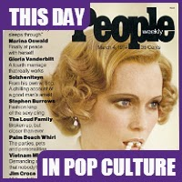People Magazine began publishing on March 4, 1974.