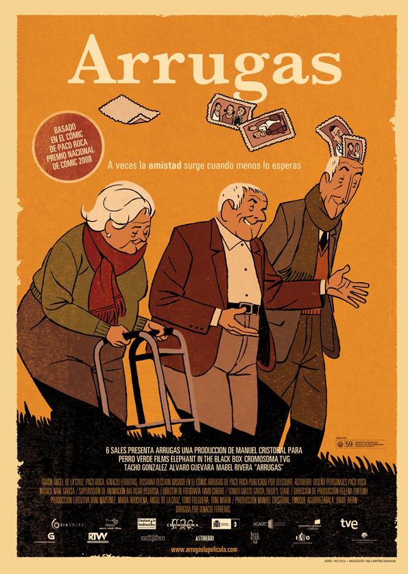 Poster de Arrugas