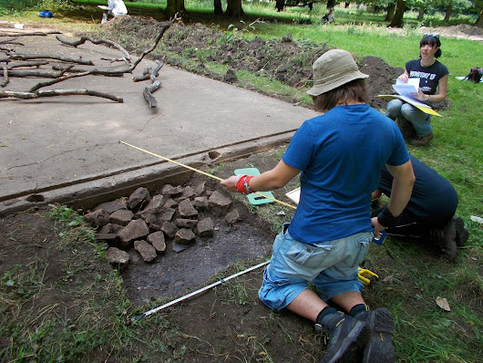 31 July 2014, Hickleton Hall POW Project Day 9