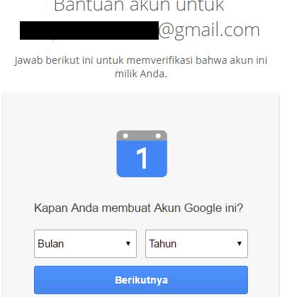 Cara Login Akun Gmail Atau Google Tanpa Kode Verifikasi Sms Dan Hp