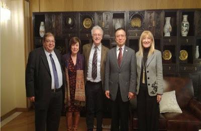 Συνεργασία του ΤΕΙ Ηπείρου με Πανεπιστημιακό Ίδρυμα της Κίνας με αφορμή το «Πράσινο Χοιρινό Κρέας»