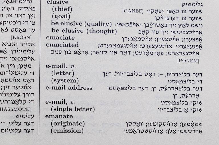 Yiddish Vs Hebrew Updates, Live: For Yal...