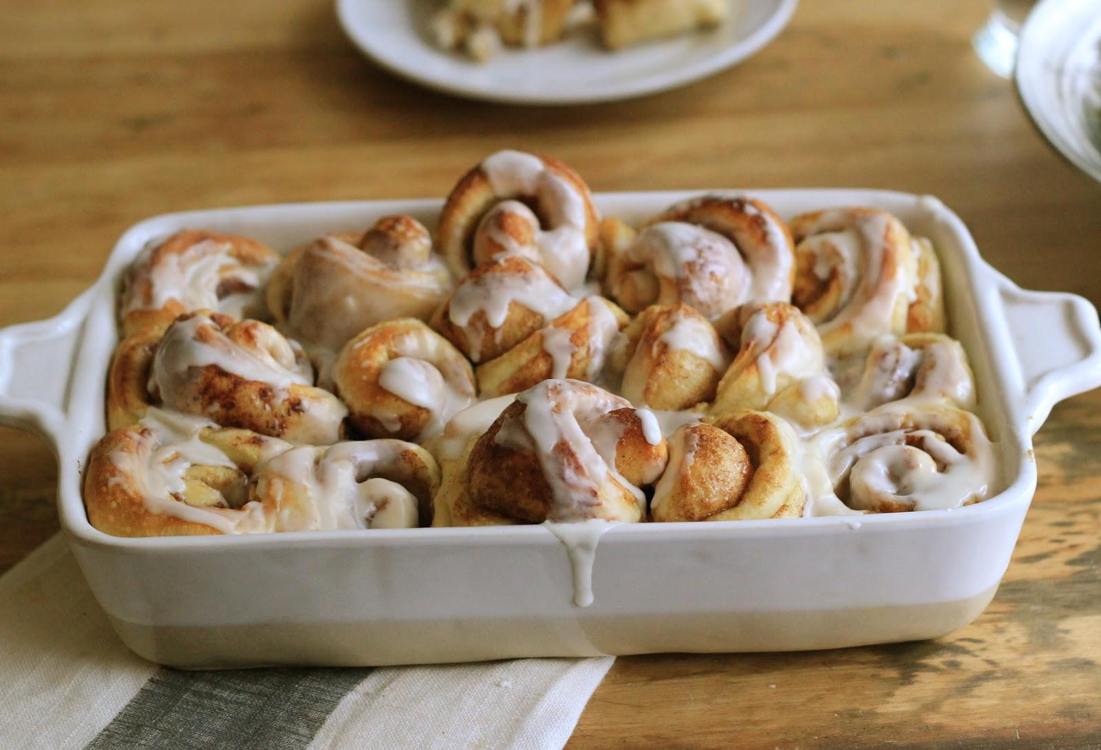 Cinnamon Rolls From Frozen Bread Dough Rhodes Bread Dough