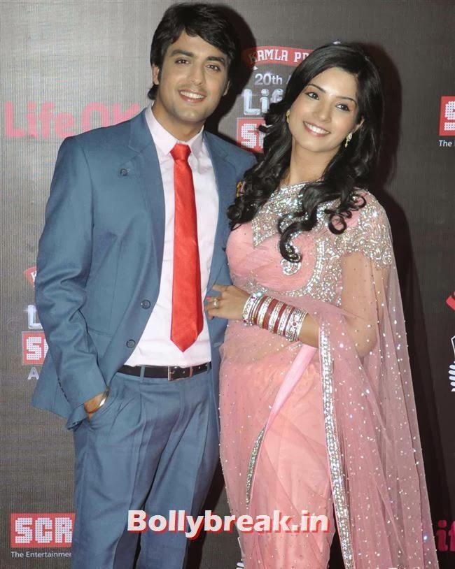 , Bollywood Wags at Screen Awards 2014