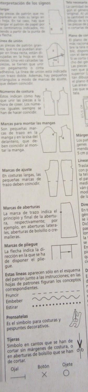 Patrones de Costura: CÓMO CALCAR PATRONES
