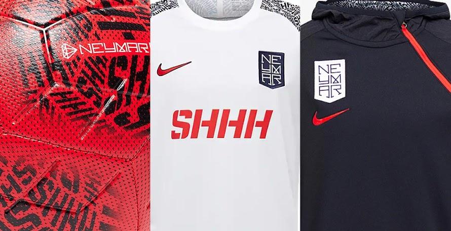 2 Oustanding Nike Neymar 2019  Silêncio  Signature Jerseys + Full  Collection Released 3991f8397abde