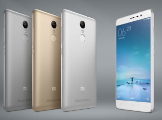 Cara Flashing Redmi Note 3 Pro Distributor ke Official ROM