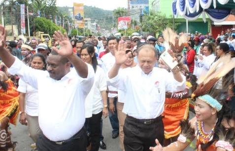 Calon Tunggal Jayapura Kantongi Jumlah Suara Luar Biasa