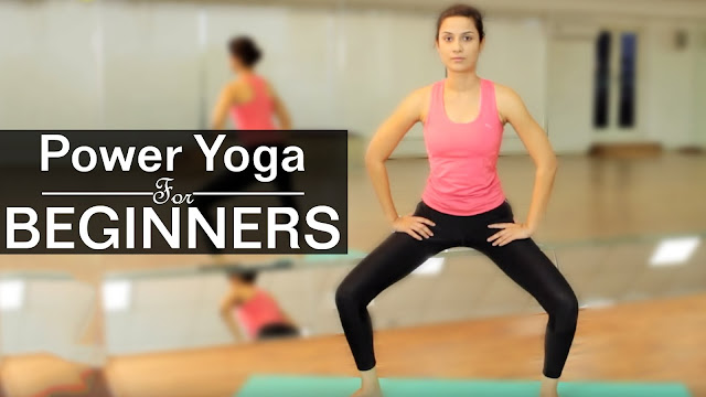 power yoga workout for beginners