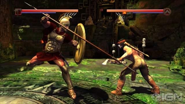 Deadliest Warrior Ancient Combat Xbox 360 Español