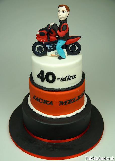 Biker Cake London
