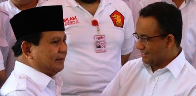 Prabowo Tetap The Best