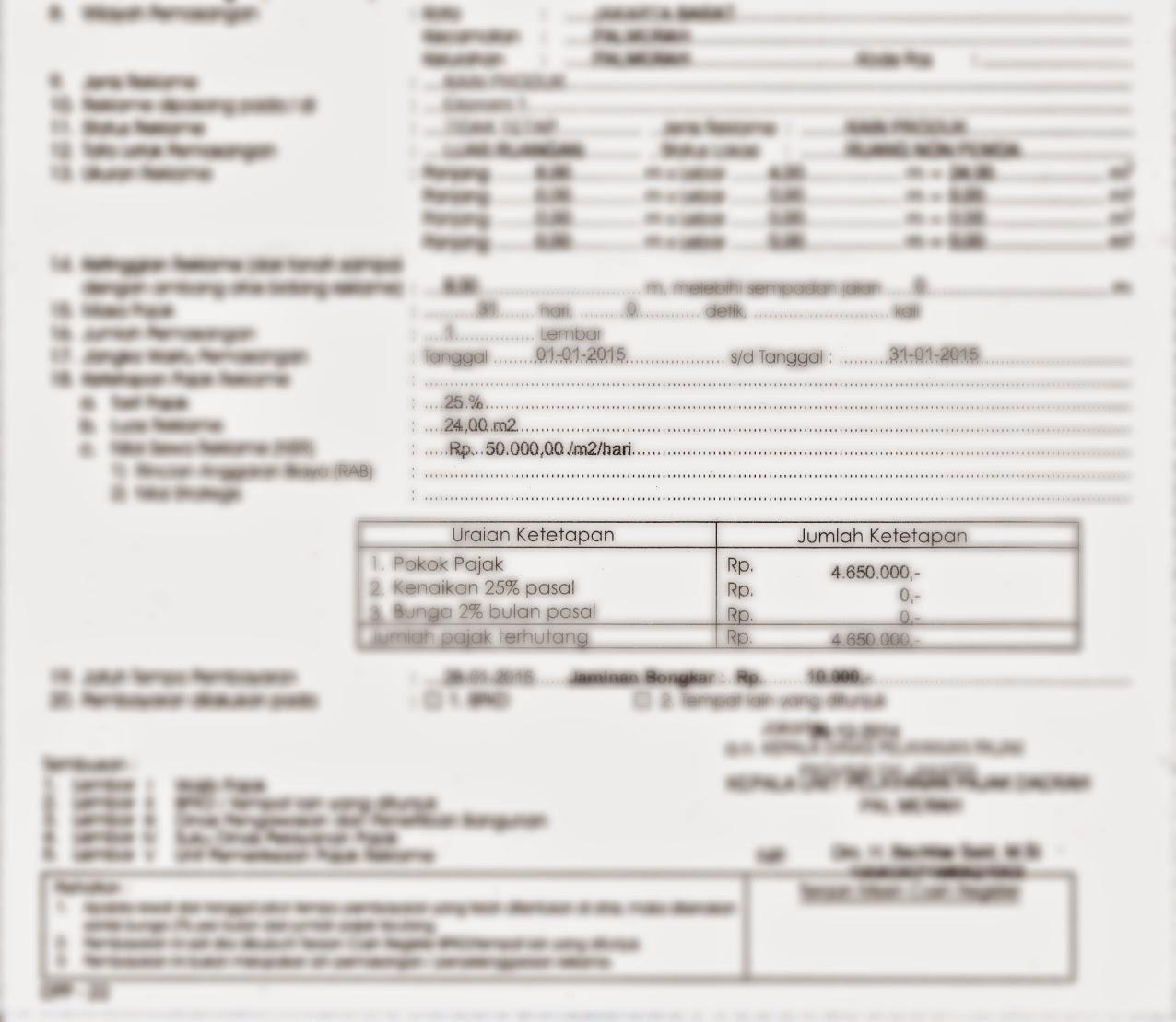 pajak reklame jakarta 2015 terjun bebas - Backdropevent