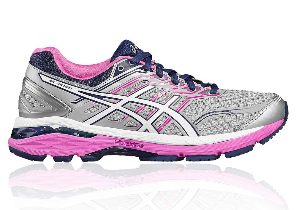 REVIEW: Asics GT 2000 5 Running Shoes | The Test Pit