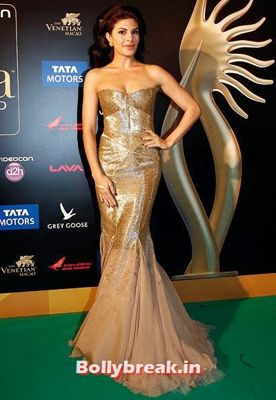Jacqueline Fernandez, Who was Bollywood's BEST DRESSED actresses of 2013?